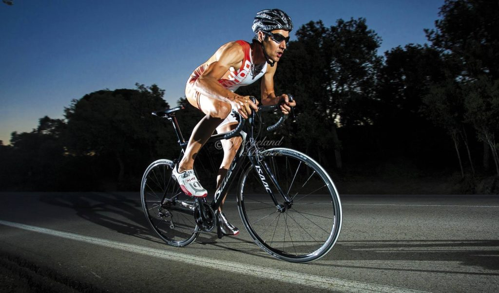Triatlon sykkel
