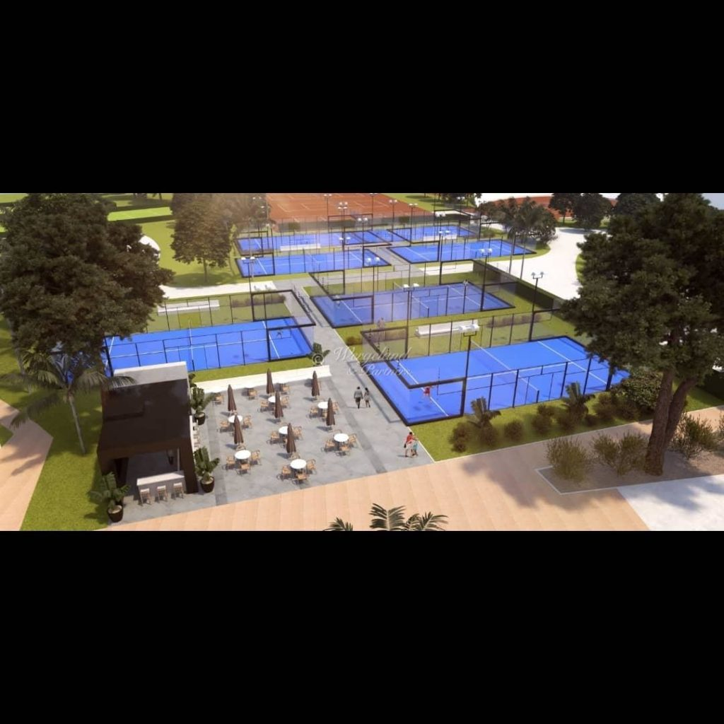 LMC Tennis Centre With 7 New Padel Courses And Bar