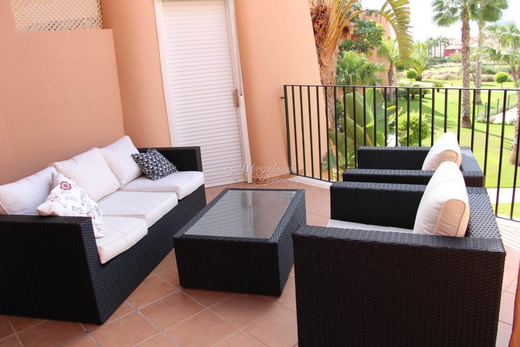 Hovedterrassen Sofa Med Puter