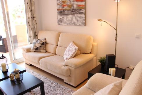Stue Sofa Leselampe